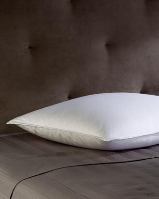 Belle Epoque Castle Chateau White Down Soft-Fill Pillow