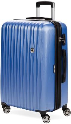 "Swiss Gear 24"" Energie Explandable Hardside Spinner Luggage"
