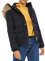 Topshop PETITE Nancy Puffer Jacket