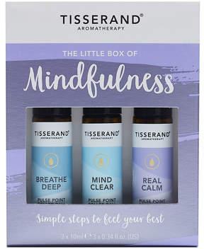 Tisserand Aromatherapy U.K. Aromatherapy Little Box of Mindfulness 3 x 10ml