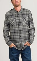 RVCA Men's Levels Long Sleeve Woven Shirt