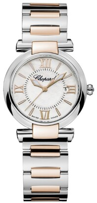 Chopard Two Tone Imperiale Automatic Watch 28mm
