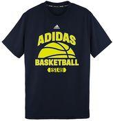 adidas Boys 8-20 Basketball climaLite Tee