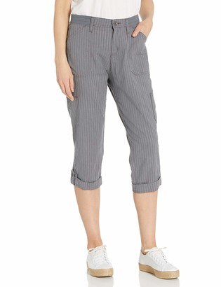 Lee Women's Flex-to-Go Cargo Capri Pant