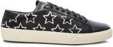 Saint Laurent Court Classic Star Sneakers