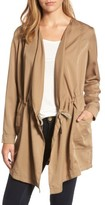 Nic+Zoe Women's Easy Breezy Drawstring Waist Jacket