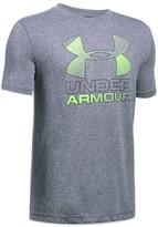 Under Armour Boys' Big Logo Hybrid 2.0 Tee - Sizes S-XL