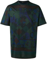 Versace Masquerade print T-shirt - men - Cotton - M