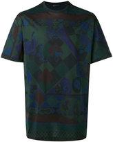 Versace Masquerade print T-shirt