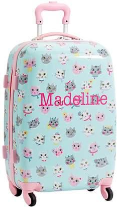 Pottery Barn Kids Mackenzie Aqua Pink Princess Kitty Backpacks