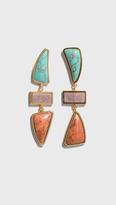 Lizzie Fortunato Sante Fe II Earrings