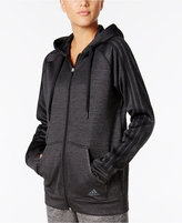 adidas Team Issue Fleece Hoodie