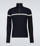 Thumbnail for your product : Fusalp Wengen III half-zipped sweater