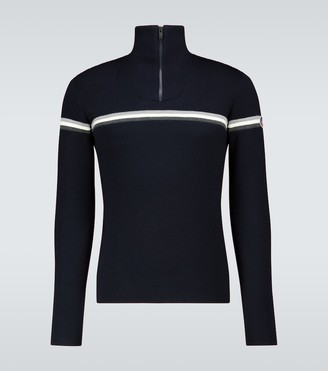 Fusalp Wengen III half-zipped sweater