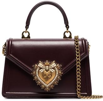 Dolce & Gabbana small Devotion top-handle bag