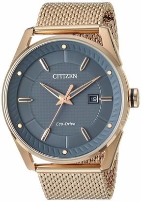 Citizen Men's Drive Japanese-Quartz Watch with Stainless-Steel Strap