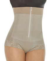 Cocoon Nude Moderate Compression Underbust Thermal Shaper Briefs