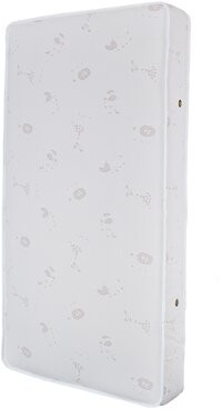 L.A. Baby 2-Stage Waterproof Rectangular Mattress