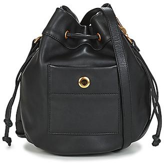 Sabrina APRIL women's Shoulder Bag in Black