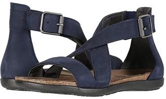 Naot Footwear Rianna (Navy Velvet Nubuck) Women's Shoes