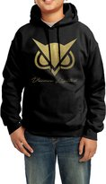 Lcastees Vanoss Gaming Gold Owl,Big Boys' Or Girls 100% Cotton Hoodie M