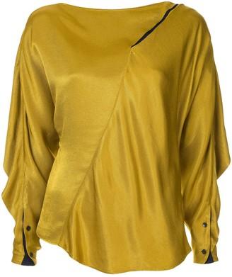 Palmer Harding Slash blouse