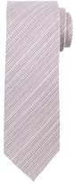 John Lewis Hairline Stripe Tie, Grey
