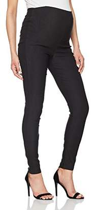 Noppies Women's Pants OTB Bengalin Maternity Trousers, (Black C270), (Herstellergröße: XL)