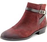 Franco Sarto Shandy Round Toe Leather Bootie.