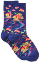 Hot Sox Women's Island Scenic Socks