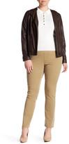Jag Jeans Peri High Rise Straight Jean (Plus Size)