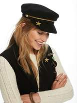 Scotch & Soda Star Pin Sailor Cap