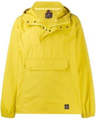 Paul Smith Hooded Rain Jacket