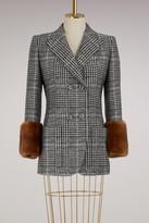 Fendi Galles blazer jacket