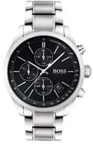 HUGO BOSS Grand Prix Stainless Steel Bracelet Watch
