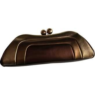 Tiffany & Co. \N Black Leather Clutch bags