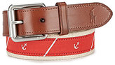 Polo Ralph Lauren Anchor Icon Belt
