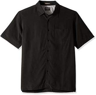 Quiksilver Waterman Men's Clear Days 4 Button Down Shirt