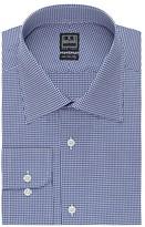 Ike Behar Mini Check Classic Fit Dress Shirt
