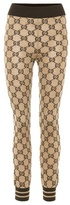 Gucci Knitted wool leggings