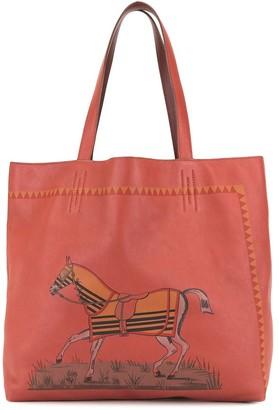 Hermes pre-owned Double Sens 36 reversible tote bag
