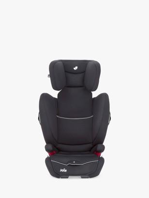 Joie Baby Duallo Group 2/3 Car Seat, Tuxedo Black