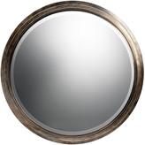 Revolution Mirror in Vintage Silver