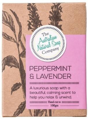 The Australian Natural Soap Company Peppermint & Lavender