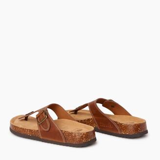 Roots Womens Natural Toe Thong Sandal