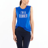 Lucy Graphic Tee Runner