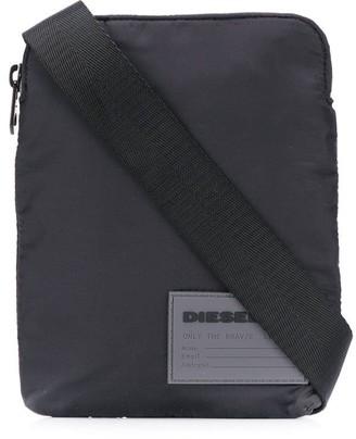 Diesel F-discover crossbody bag