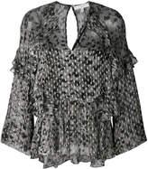 IRO Ruffled blouse