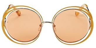 Chloé 59MM Round Sunglasses