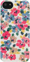Cath Kidston Painted Pansies Iphone Case